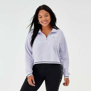 Women's Nike Sportswear Fleece Top (Plus Size) 1X